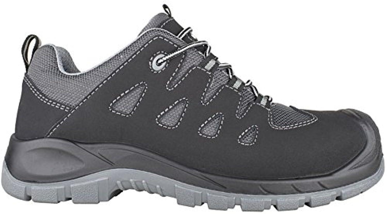 Toe Guard tg8046039 Phantom – Zapatos de seguridad S3 SRC talla 39 NEGRO