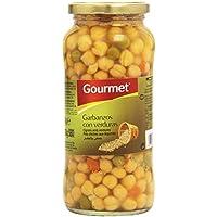 Gourmet - Garbanzo con verduras - 400 g