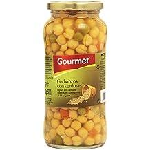 Gourmet Garbanzo con Verduras - 400 g