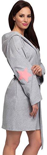 L&L Robe de Chambre Femme Kim Mélange