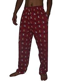 NFL Mens Pittsburgh Steelers Cotton Sleepwear / Pajama Pants