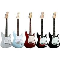 Vision–Guitare électrique avec vibrato et câble, disponible en plusieurs couleurs