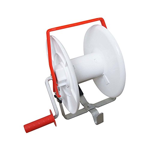 Heavy-duty Spule (667116Heavy Duty Elektrozaun Euro Spule Poly Klebeband Draht Seil Aufziehen 31)
