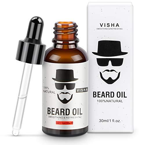 Aceite Barba, Aceite Barba Hombres Cuidado Barba 100%