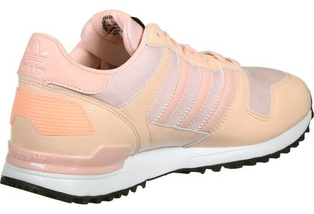 adidas Zx 700 W, Baskets Basses Femme Multicolore (Hazcor/hazcor/cblack)