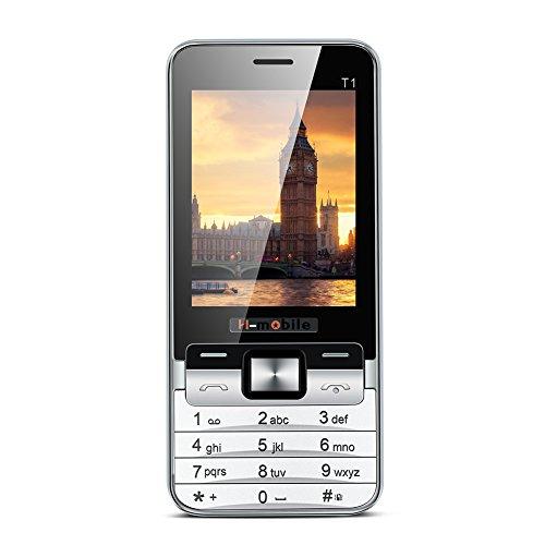 Kivors® Smartphone Kivors Seniorenhandy T1 Dual SIM Mobile mit beleuchteten Tasten und SD-Karten Erweiterungsfunktionen für ältere Menschen