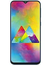 Samsung Galaxy M20 (Ocean Blue , 4GB RAM, 64GB Storage, 5000mAH Battery)