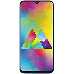 Samsung Galaxy M20 (Ocean Blue, 4+64GB)