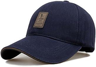 Handcuffs Unisex Cotton Adjustable Baseball Cap (Blue)