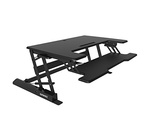 duronic-dm05d1-height-adjustable-sit-and-stand-desk-workstation