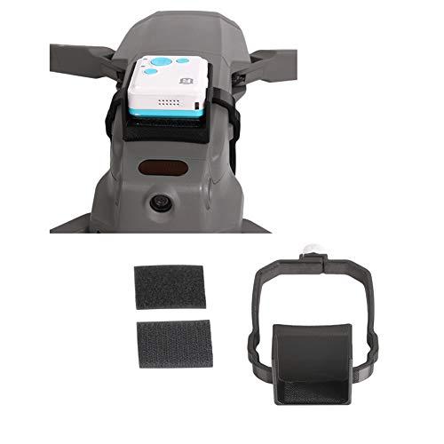 XinvisionGPS Lokalisieren FestHalterung für DJI Mavic 2 Pro / 2 Zoom Drone - Anti Verloren Tracker Locator Halter Mount Support Träger Zubehör Gps-pro Mount
