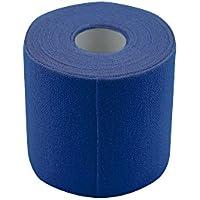 MC24 Fixierbinde, elastisch, kohäsiv, selbsthaftend, 8cm x 20m, blau, 1 Rolle preisvergleich bei billige-tabletten.eu