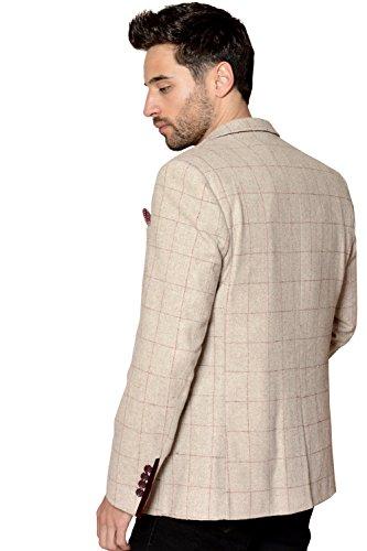 Marc Darcy - Blazer - Blazer - Homme Cream Blazer