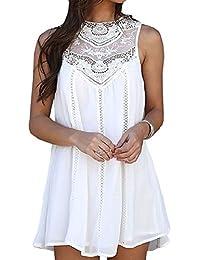 IHRKleid Damen Kleid Boho Menschen Hippie Klassiker