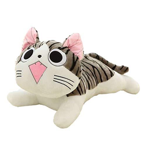 Katze-plüsch-puppe-spielzeug-chi-chi-katze Plüschtier Riesen Puppe Käse Katze Weiche Kissen-kissen Spielzeug Für Kinder Baby-geburtstags-geschenke