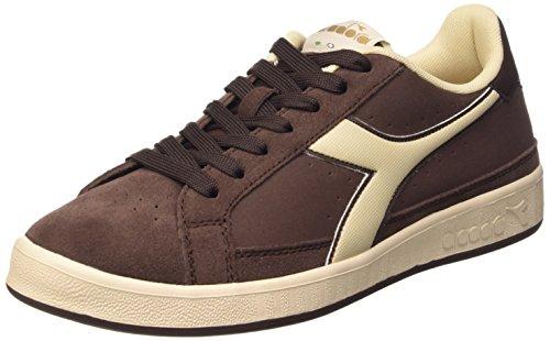 Diadora - Game Ss, Sneaker Unisex - Adulto Marrone Corteccia