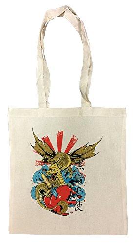 dragon-con-escritura-china-bolsa-de-compras-de-algodon-reutilizable-cotton-shopping-bag-reusable