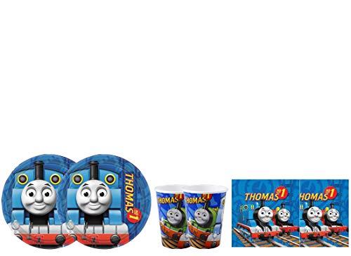 am scan Kit - A Fiesta de cumpleaños Thomas Train