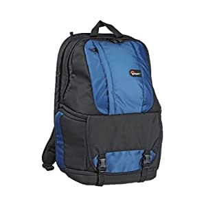 "Lowepro Fastpack 350 Quick Access Backpack for SLR Kit, 17"" Notebook and General Gear - Arctic Blue"
