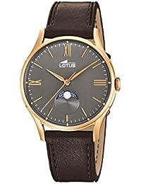 268177808f7d Lotus Watches Fasi lunari Quarzo Orologio da Polso 18428 3