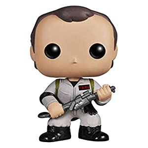 Pop Movies Ghostbusters Dr Peter Venkman