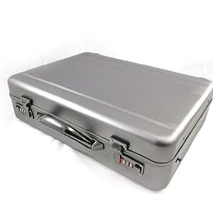 Davidt's [G8218] - Attaché case aluminium 'Manhattan' 17' (coque 13 cm)
