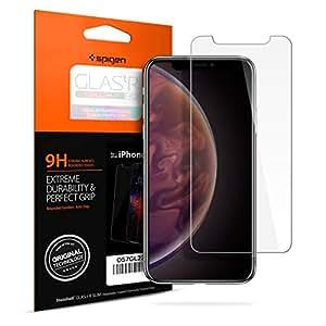 Spigen glas t.r Slim iPhone X 1 pièce (s) - Protecteur d'écran (Apple, iPhone X, résistant à la
