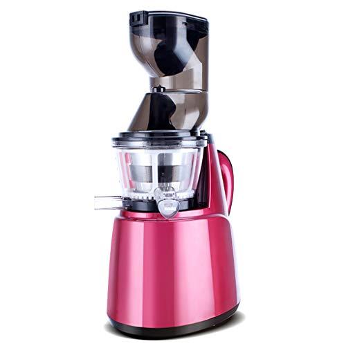 Doost - Extractor de presión lenta para exprimidor de frutas y verduras, motor silencioso y duradero...