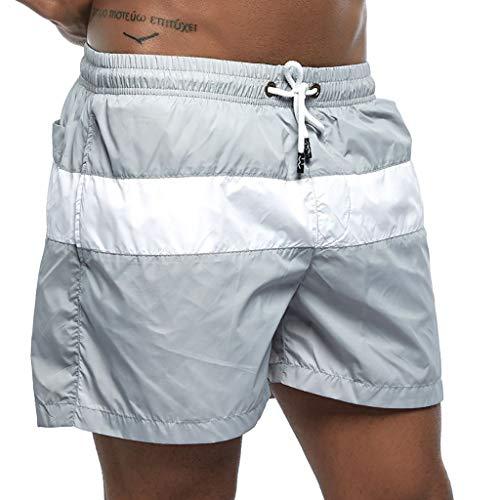 BURFLY Herren-Shorts zum Zusammennähen locker schnell trocknende Sport-Shorts für den Outdoor-Look (80-dollar-schuhe)