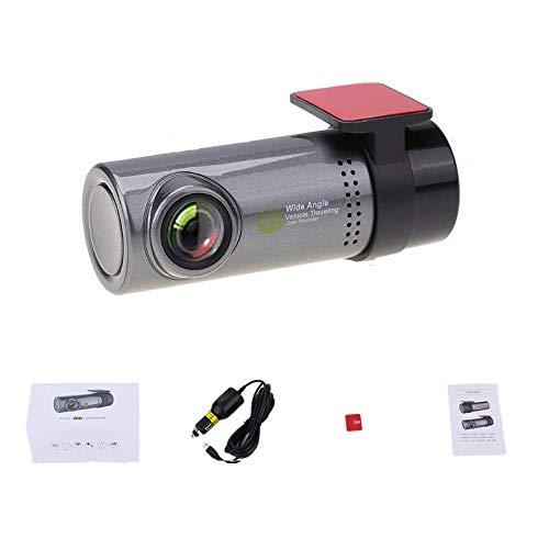 Digital Auto-kamera-dvr (LIDAUTO Autorecorder 720P Mini-DVR-Kamera Auto Digital Video Dual Lens Registratory Camcorder)