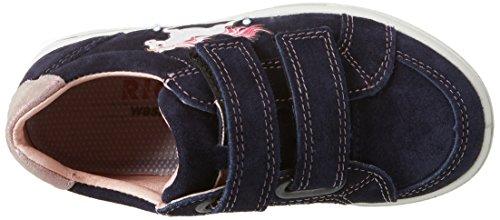 Ricosta Payas, chaussons d'intérieur fille Blau (nautic/BARBIE)