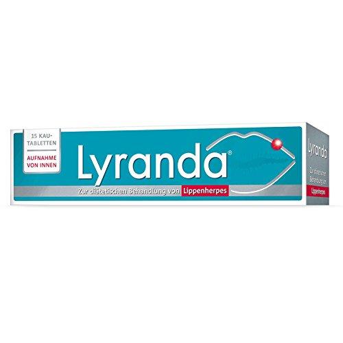 Lyranda, 15 St. Kautabletten -