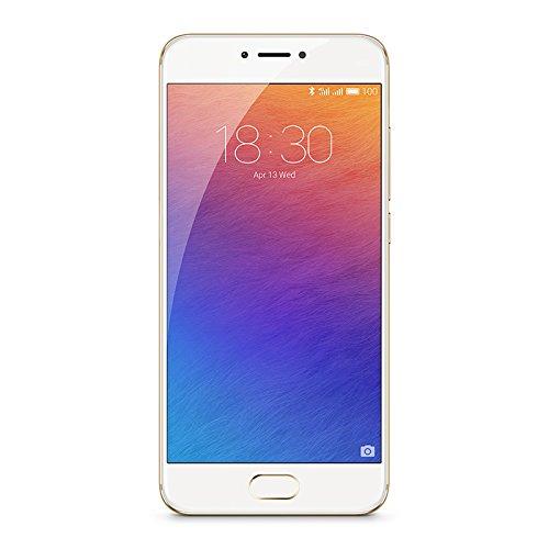 Meizu PRO 6 Smartphone, Dual-SIM, 16 GB, Oro
