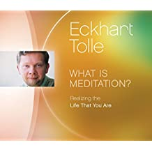 What is Meditation? Audio CD