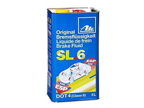 Bremsflüssigkeit SL.6 - DOT 4 (5 L) |ATE (2360-0133)