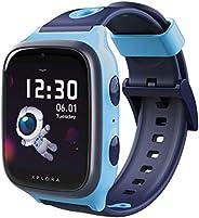 XPLORA 4 - Montre connectée pour enfants (sans SIM) 4G - Appels, messages, mode école enfant, fonction SOS, lo