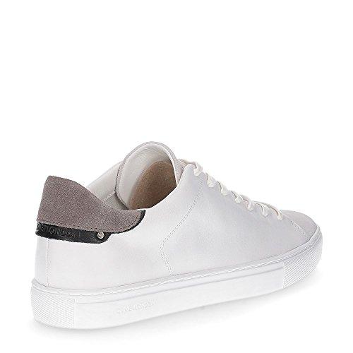 Crime London 11204ks1, Sneakers Basses Homme Blanc (Weiß)