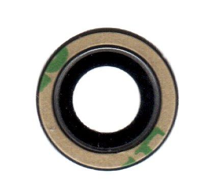 ICONIGON Sony Xperia Z3 Compact Fotocamera Lente Vetro Camera Glass Lens e Adesivo Adhesive Sticker Glue per D5803, D5833