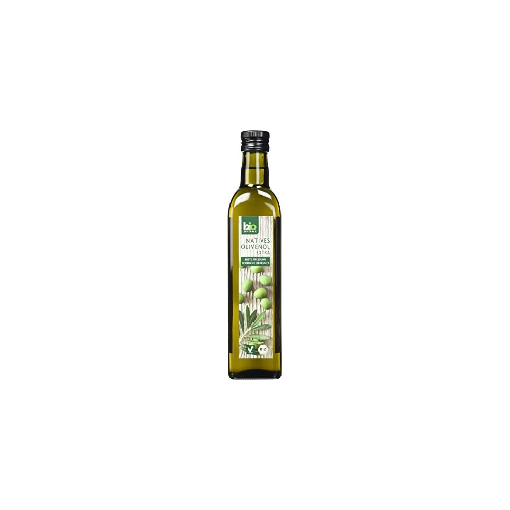 Biozentrale Natives Bio Olivenl Extra Kaltpressung Erste Gte Vegan 2er Pack 2 X 500 G