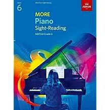 More Piano Sight-Reading, Grade 6 (ABRSM Sight-reading)