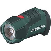 Metabo 6.00036.00 - Torcia a 12 LED, batteria non inclusa