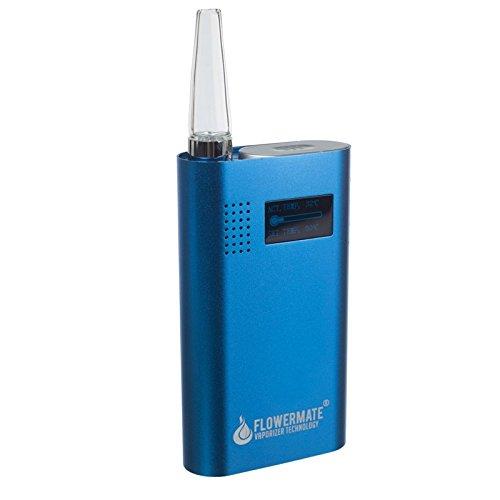 FlowerMate Vapormax V5.0 Pro Vaporizer/Verdampfer - Farbe: Blau NEU!