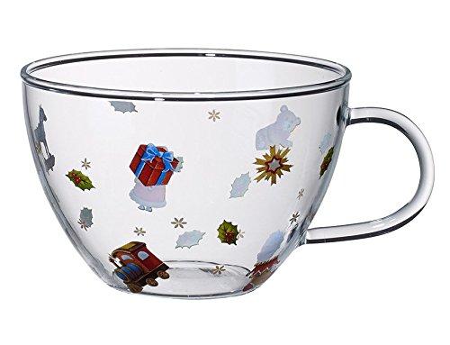 Villeroy & Boch 11-3771-2780 Taza de té Toy's Delight, de Navidad, Resistente al Calor, 260 ml, Porcelana, 30.5x21.5x7.5 cm