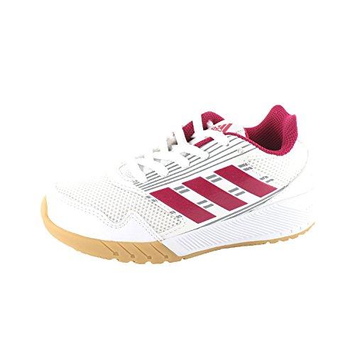 adidas Altarun, Chaussures de Running Fille, Blanc/Bleu, 29 EU