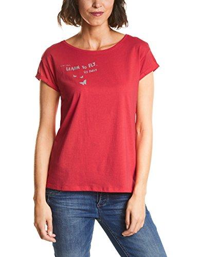 Street One 312236 Femke, Camiseta para Mujer, Azul (Deep Blue 11238), 44