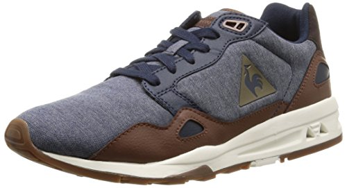 Le Coq Sportif Lcs R900, Sneakers Basses homme Bleu (Dress Blue/Chambray)