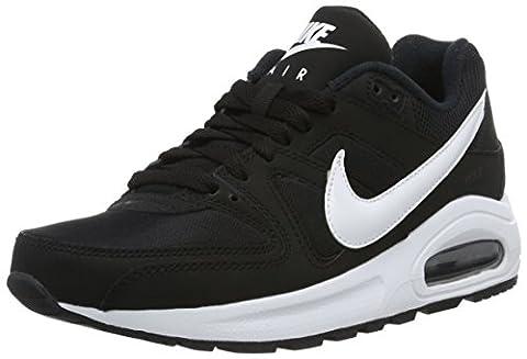 Nike Air Max Command Flex LTR 844346-011 , Black (Schwarz / Weiß Weiß), 36.5 EU