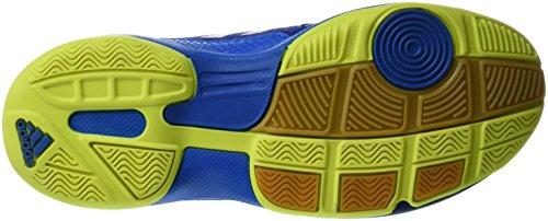 adidas Multido Essence, Chaussures de Handball Homme Azul (Reauni / Plamet / Azuimp)