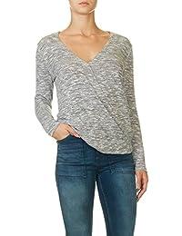 B.Young Women's Precio Women's Light Grey Top