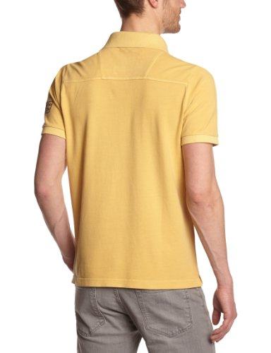 TBS Herren Poloshirt Gelb - Jaune (Miel)